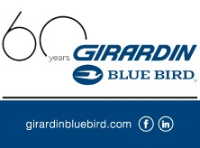 Girardin Blue Bird Logo
