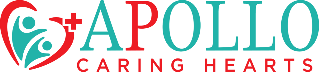 Apollo Caring Hearts logo