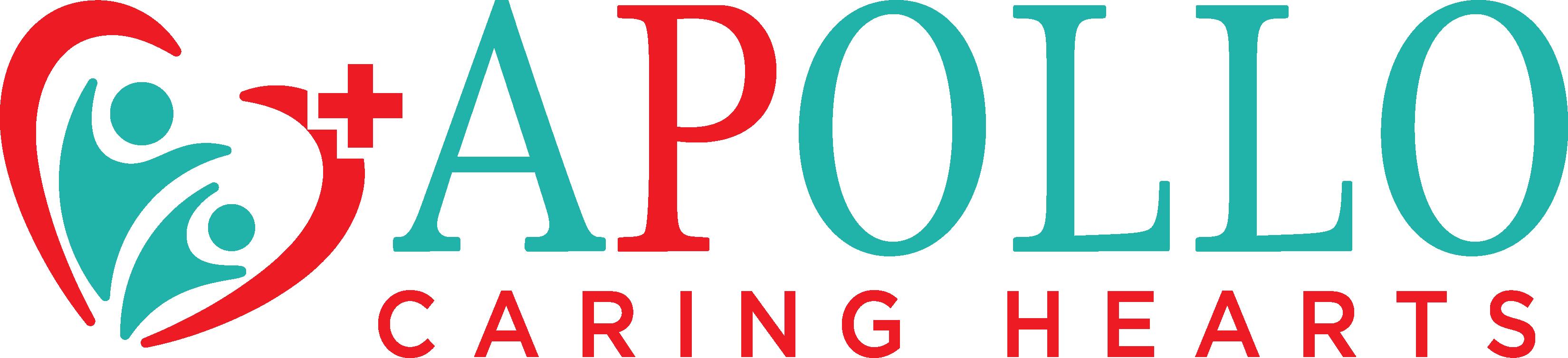 Apollo Caring Hearts logo